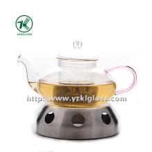 Очистить одностенный стеклянный чайник от SGS,, (550 мл)