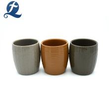 Bestseller für den Heimgebrauch Votive Ceramic Candle Jar