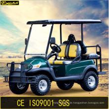 Ce genehmigter hinterer Sitz Llifted elektrisches Golf-Auto