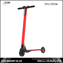 The Lightest Electric Scooter Carbon Fiber Electric Scooter Original Factory with Ce