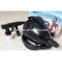 Indoor Mini Body Tanning cama sistema de máquina Handheld HVLP Tan Spray Gun Airbrush portátil Home Professional Spray Tanning Kit