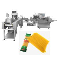 автоматическая упаковочная машина для розлива спагетти