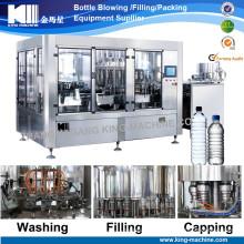 Nouvelle machine de dépôt d'embouteillage d'eau minérale de conception