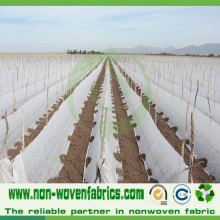 Protector anti-UV en tela no tejida del PP para la cubierta de la agricultura