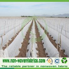 Protetor Anti-UV em tecido não tecido de PP para cobertura de agricultura