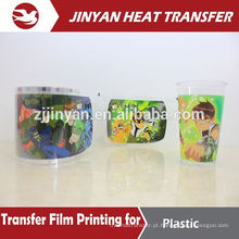 high quality pet film for thermo transfer