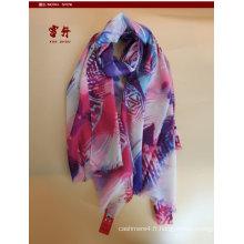 2107 Écharpes en cachemire / écharpes en laine tricotées / laine de yak Scarvesz