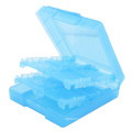 16 in 1 Protective Hard Plastic Game Card Holder Pack For Nintendo 3DS LL XL Storage Cartridge Case