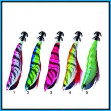 Gute Action und Schwimmen Feature Tintenfisch Jig