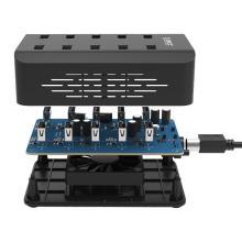 Estação de carregamento inteligente USB ORICO de 10 portas (DUB-10P-V1)