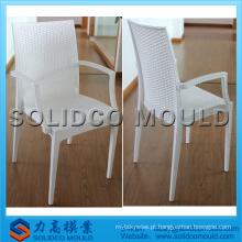Molde da cadeira da injeção do vime / rattan do polipropileno feito na porcelana