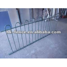 bow top Railings fence