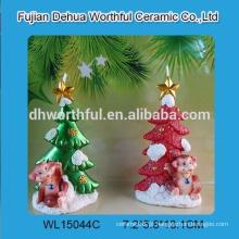 Vela de macaco decorativa nova chegada para decoração de Natal 2016