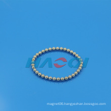 Customized good quality therapy bio magnetic bracelet