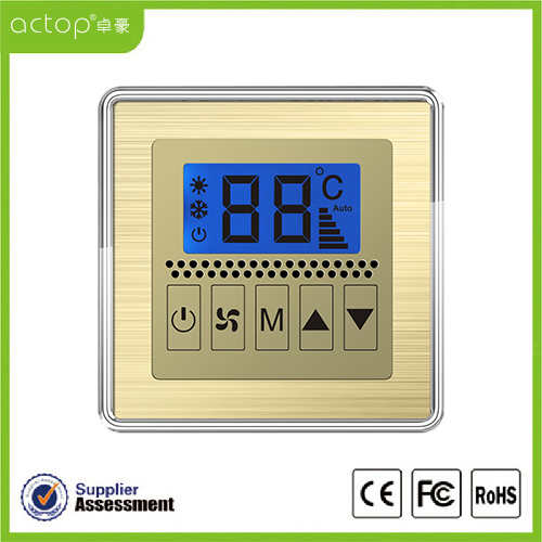 Smart Touch Thermostat