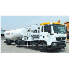Camión dispensador de combustible SINOTRUK HOWO 4x2