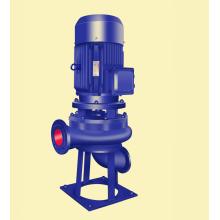 Pompe à eaux usées verticales verticales non bloquantes de type WL