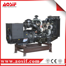 AC Three Phase Output Type 36KW / 45KVA 60HZ Open Genset With Perkins Engine 1103A-33TG1