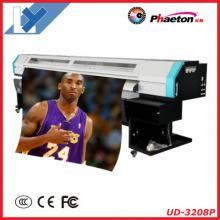 Nueva impresora barata del formato grande de la calidad Phaeton Ud 3208p, impresora solvente de gran formato de Digitaces, impresora de la lona del formato grande