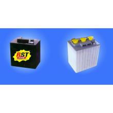 Batteries de voiture de golf au plomb 6V 210Ah