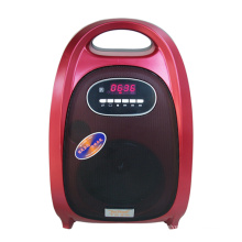 Promoción USB FM Radio Altavoz Radio F74