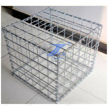 Коробка 1х1х1 м сваренная Ячеистая сеть gabion
