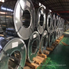 Prime Q195 Grade 20mm Galvanized Steel Iron Coil / Hdgi Steel Coil Slit to Strip/ Hot DIP Galvanzied Hoop