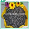 1-5mm hoch festen Kohlenstoff Graphit Petrolkoks aus China Fabrik