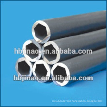 round with hex seamless steel tubes