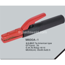 American Tip Type Electrode Holder M600A-1