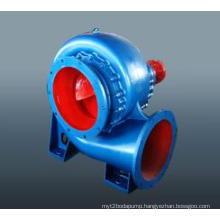Horizontal Heavy Flow High Efficiency Mix Flow Irrigation Water Pump