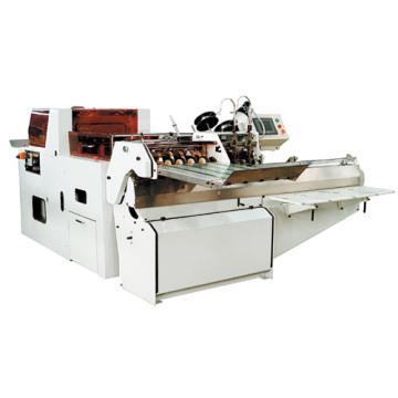 Machine de fabrication de couverture rigide à alimentation manuelle PKE-800