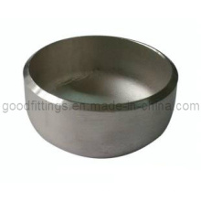 Butt Weld Stainless Steel Pittings Cap with PED