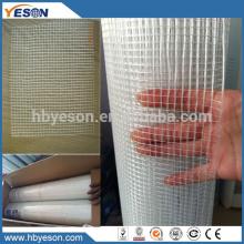Malla 4x4 de fibra de vidrio Alkali-resistente usada como material de la pared
