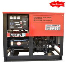Générateur d'usages à usage domestique multi-usages 10kw (ATS1080)