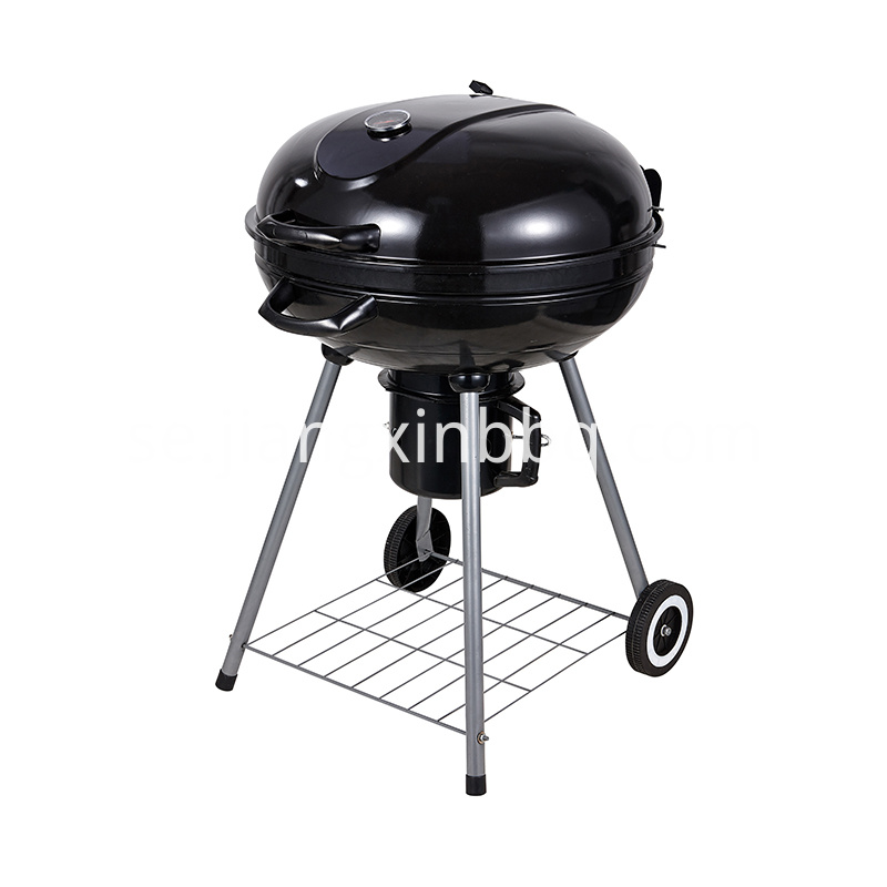 22 5 Inch Charcoal Kettle Barbecue Grill