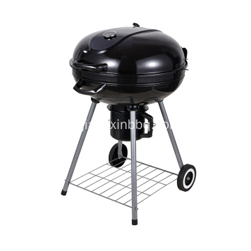 Barbecue a carbonella da 22,5 pollici nero