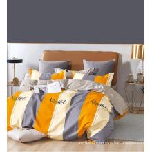 Elegant Twill Cotton Printed Floral Comforter Set Bedset