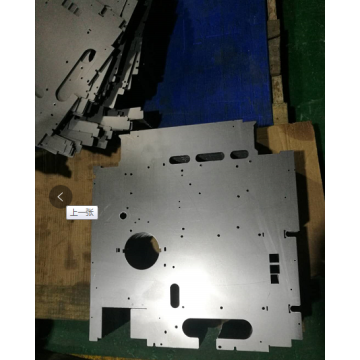 SPCC SHEET METAL BENDING LASER CUTTING
