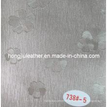 Venda quente de couro decorativo delicado Floret