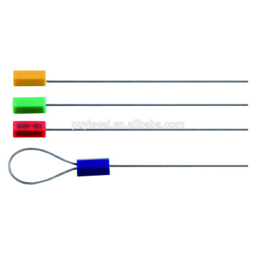 Disposable Pull Tight cable seal