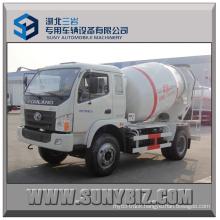 5cbm 6cbm Forland 4X2 Concrete Mixer Truck