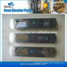 Elevator LOP with Square Push Button