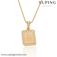 Colgante al por mayor de la joyería 32266-Xuping con el oro 18K plateado
