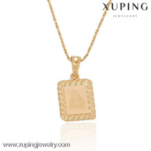 32266-Xuping Jewelry Wholesale Pendant with 18K Gold Plated