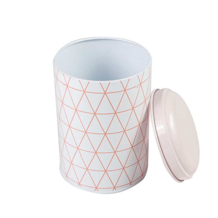 Pink Kitchen Canister