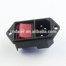 Daier Switched Socket 110 / 220VAC