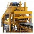 FL5-10 Hydraulic interlocking soil brick machine