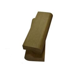 Wood Plastic Composite Trellis WPC Chair 100*32mm XFQ006