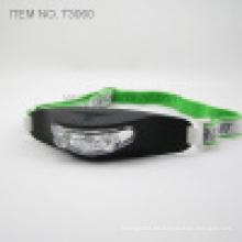 3 faros de la caja de goma del silicón del LED (T3060)